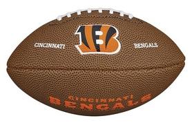 Мяч для американского футбола Wilson NFL Mini Team Logo FB CN SS18 (WTF1533XBCN)
