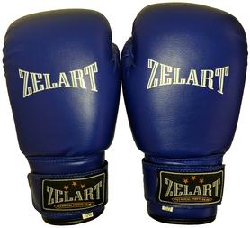 Перчатки боксерские Zelart, 12 унций (box_glov_zel_12_oz)