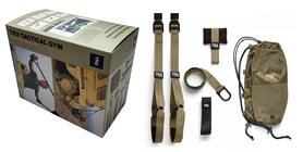 Петли подвесные тренировочные TRX Tactical Way4you (w40102)