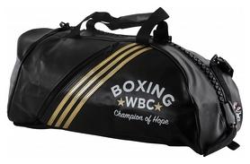 Сумка-рюкзак спортивная 2 в 1 Adidas WBC, М (ADIACC051WB-W-M)