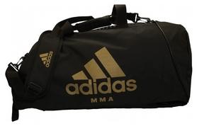 Сумка-рюкзак спортивная 2 в 1 Adidas MMA, М (ADIACC052MMA-M)