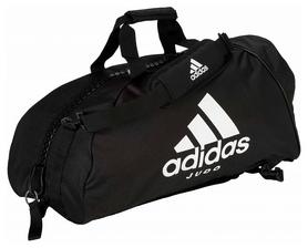 13bededb04b5 Сумка-рюкзак спортивная 2 в 1 Adidas Judo, M (adiACC052J-M) - купить ...
