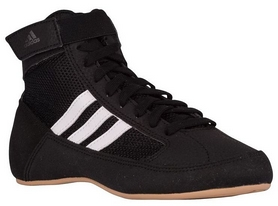 Борцовки детские Adidas Havoc Kids, черные (AQ3327)