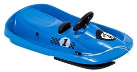 Санки управляемые Hamax Sno Formel, голубые (HAM503412)