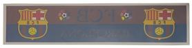 """Наклейка с логотипом футбольного клуба """"Барселона"""" (fb2083-lv)"""