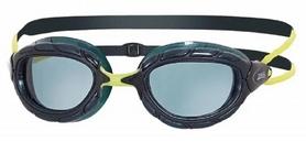 Очки для плавания Zoggs Predator, черные (329863)