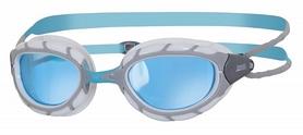 Очки для плавания Zoggs Predator, серые (327863)