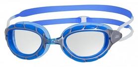 Очки для плавания Zoggs Predator, голубые (328863)