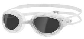 Очки для плавания Zoggs Predator, белые(330863)