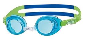 Очки для плавания детские Zoggs Little Ripper, синие (303442)