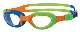 Очки для плавания детские Zoggs Little Super Seal, голубые (303851)
