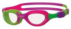 Очки для плавания детские Zoggs Little Super Seal, розовые (304851)