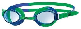 Очки для плавания детские Zoggs Little Swirl, синие (301535)