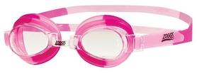 Очки для плавания детские Zoggs Little Swirl, розовые (302535)