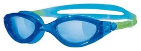Очки для плавания детские Zoggs Panorama Junior, синие (301563)
