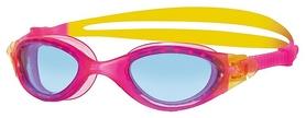 Очки для плавания детские Zoggs Panorama Junior, розовые (302563)
