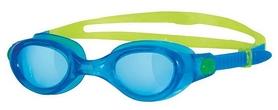 Очки для плавания детские Zoggs Phantom Junior, голубые (301880)