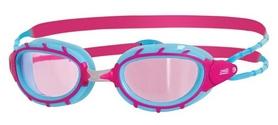 Очки для плавания детские Zoggs Predator Junior, розовые (302869)