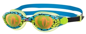 Очки для плавания детские Zoggs Sea Demon Junior, синие (303539)