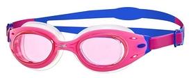 Очки для плавания детские Zoggs Sonic Air Junior, розовые (309537)