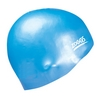 Шапочка для плавания Zoggs Easy Fit Silicone Caps, синяя (300624 BLUE)