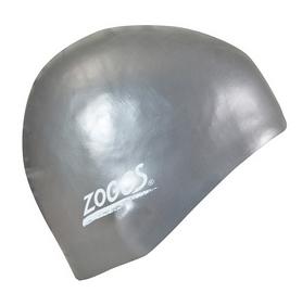Шапочка для плавания Zoggs Easy Fit Silicone Caps, серая (300624 SLV)
