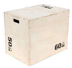 Тумба для кроссфита (плиобокс) - 50x60x75 см, 15 мм
