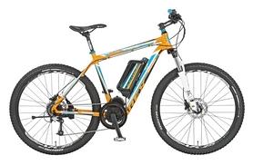 Электровелосипед горный Rex Bergsteiger 4,3 27,5'', рама – 50 см (51665-0111)