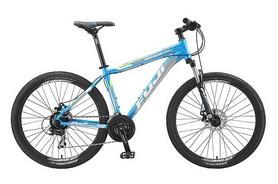 """Велосипед горный мужской Fuji Nevada 1.9 27.5, рама - 17"""" (1163958117)"""