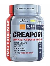 Креатин Nutrend Creaport - апельсин, 600 г (NUT-1803)