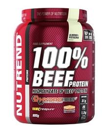 Протеин Nutrend 100% BEEF Protein - миндаль+фисташка, 900 г (NUT-1816)