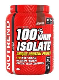 Протеин Nutrend 100% Whey Isolate - шоколад, 900 г (NUT-1853)
