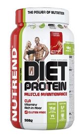Протеин диетический Nutrend Diet Protein - клубника, 560 г (NUT-2038)