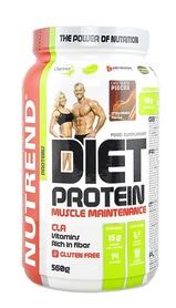 Протеин диетический Nutrend Diet Protein - шоколад, 560 г (NUT-2040)