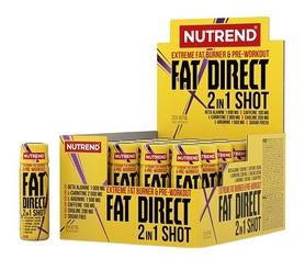 Жиросжигатель Nutrend Fat Direct Shot, 20x60 мл (NUT-2045)