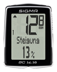 Велокомпьютер Sigma Sport BC 14.16 (SD01416)