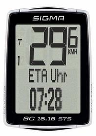 Велокомпьютер Sigma Sport BC 16.16 STS CAD (SD01618)
