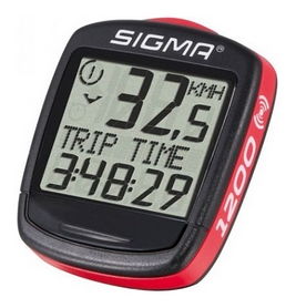 Велокомпьютер Sigma Sport Base 1200 WL (SD01960)