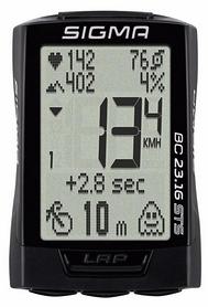Велокомпьютер Sigma Sport BC 23.16 STS (SD02317)