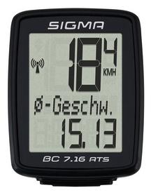 Велокомпьютер Sigma Sport BC 7.16 (SD07160)