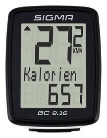 Велокомпьютер Sigma Sport BC 9.16 (SD09160)