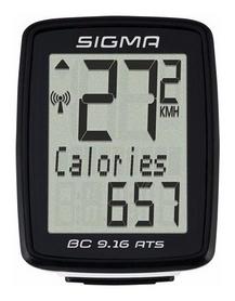 Велокомпьютер Sigma Sport BC 9.16 ATS (SD09162)