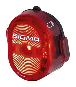Мигалка велосипедная задняя Sigma Sport Nugget II (SD15050)