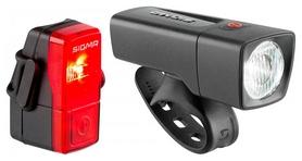 Комплект фонарей велосипедных Sigma Sport Aura 25 K-SET (SD15920)