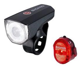 Комплект фонарей велосипедных Sigma Sport Aura 40 K-SET (SD17650)
