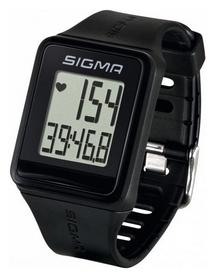 Пульсотахограф (пульсометр) Sigma Sport iD.GO, черный (SD24500)