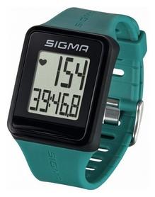 Пульсотахограф (пульсометр) Sigma Sport iD.GO, зеленый (SD24500)