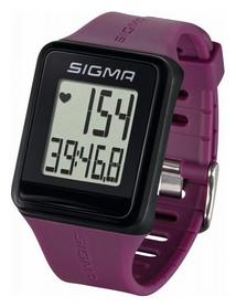 Пульсотахограф (пульсометр) Sigma Sport iD.GO, фиолетовый (SD24500)
