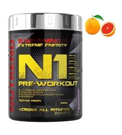 Комплекс предтренировочный Nutrend N1 - красный апельсин, 510 г (NUT-1858)