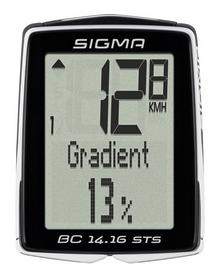 Велокомпьютер Sigma Sport BC 14.16 STS (SD01417)